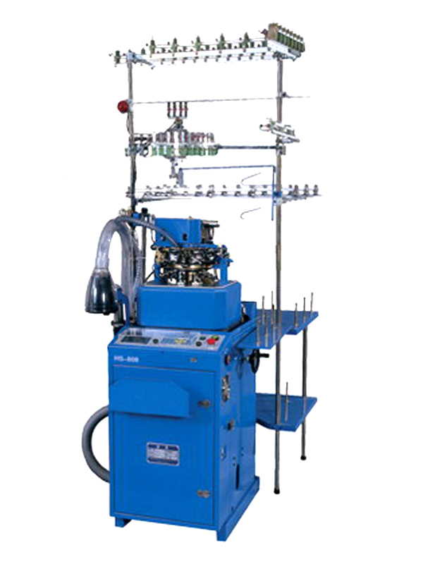 What are the characteristics of the automatic glove machine