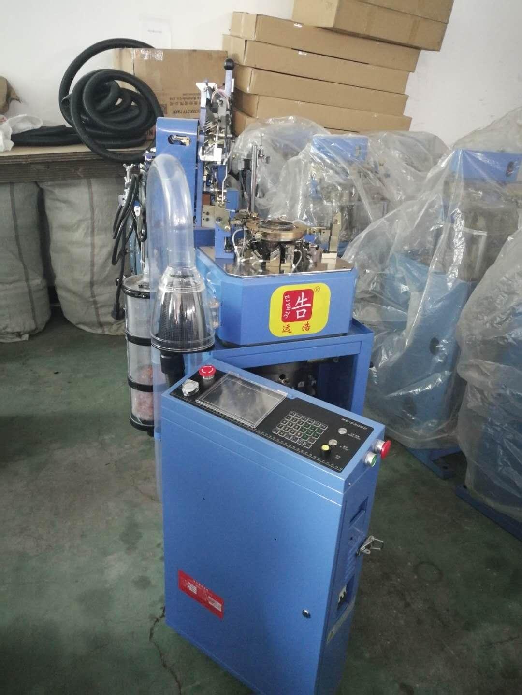 Glove machine operation method