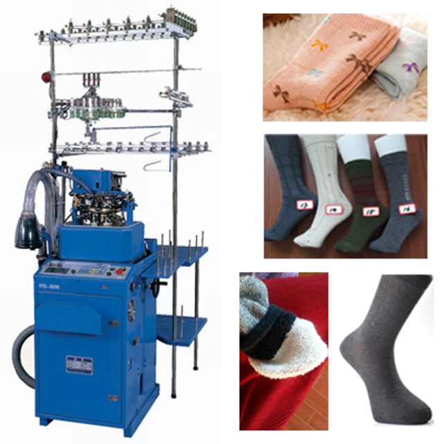 sock-machines